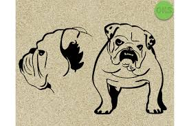 Almost files can be used for commercial. English Bulldog Graphic By Crafteroks Creative Fabrica