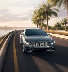 new car release month2017 Lincoln Continental  Lincoln Motor Company Luxury Cars