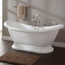 rosalind acrylic pedestal tub  pedestal tub pedestal and tubs