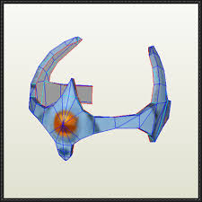 2 life size mirana s diadem for cosplay free papercraft download