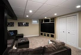 basement drop ceiling ideas. Back To: Install A Drop Ceiling Ideas Basement