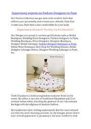 Designer Boutiques In Pune Best Wedding Dress Shop In Pune Pemerintah Kota Ambon