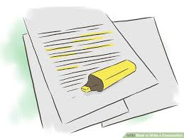 how to write a composition steps pictures wikihow image titled write a composition step 14