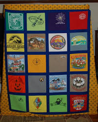 Quilts for ANRTI & Boy Scout T-shirt Quilt Adamdwight.com