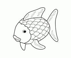 printable 17 rainbow fish coloring pages 5144 rainbow fish