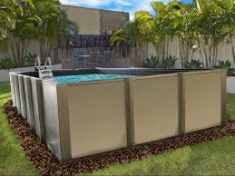 rectangle above ground swimming pool. Published Rectangle Above Ground Swimming Pool