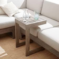 table under sofa. slide under sofa table designs a