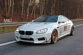 BMW Convertible how much horsepower does a bmw 650i have : M&D Tuning Takes 650i Coupe to 510 HP: A Mini M6 - autoevolution
