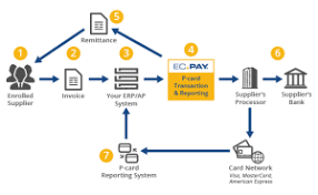 Ach Payment Process Flow Chart Ec Pay Pps Hawaii