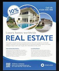 Home Flyers Template 8 Best Free And Premium Real Estate Flyer Templates By