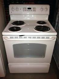 ge electric ranges reviews the stove top oven ran kitchen appliance about designs ge electric stove top c10