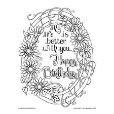 Feel free to print and color from the best 39+ happy birthday papa coloring pages at getcolorings.com. Happy Birthday Coloring Page