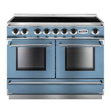 Continental Kitchen Cabinets Falcon Continental 1092 Induction China Blue Range Cooker Range