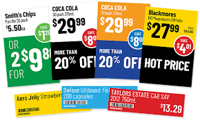 Product And Price Printable Price Tags Labels Stickers For Retail Stores