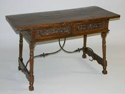 furniture spanish. here is a late spanish renaissance mesa tablecredenza this table supported with furniture