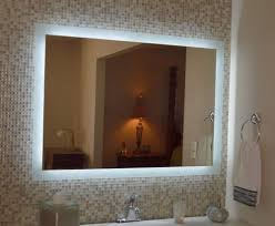 lighted wall mirror. image of: led lighted wall mirrors mirror u