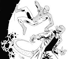 Coloring Pages For Teens Spiderman Avec Spiderman Uomo Sabbia Et