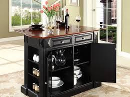 Decorative Kitchen Islands Kitchen 31 Awesome Portable Decorative Kitchen Island Black