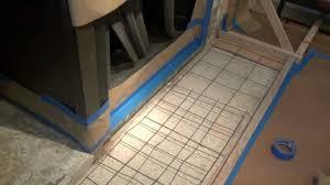 how to make a concrete fireplace surround step 1