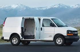 Chevy Express 2500 Cargo Van