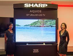 sharp 70 inch tv 4k. sharp introduces aquos ultra high definition tv to the north american market | world topics global 70 inch tv 4k