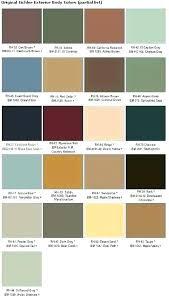 Behr Paint Colors Chart Behr Color Chart Exterior Paint Keenanideas Co