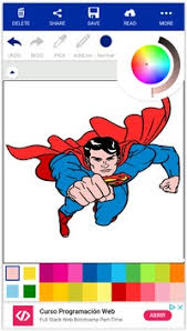 Unlike most superheroes, superman is not terran … Coloring Superman Games 1 0 4 For Android Download