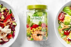 Lunch Vending Machines Best Farmer's Fridge Salad Vending Machines To Expand WellGood