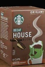 Find a starbucks location near you and pick up your favorite coffee & food items today. Starbucks Origami Personal Drip Coffee House Blend 24 Bags For Sale Online Ebay