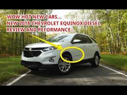 2018 chevrolet diesel. plain chevrolet new 2018 chevrolet equinox diesel review to chevrolet diesel