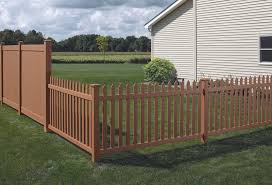Vinyl Privacy Fence Photo Gallery Fence Installation MN Fence