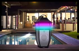 speakers light up. bluetooth speakers that light up your ears and party space e