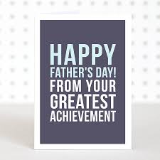 greatest achievement father s day card by doodlelove greatest achievement father s day card