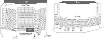 Washington Center For Performing Arts Seating Chart Coralville Center For The Performing Arts Ia Seating