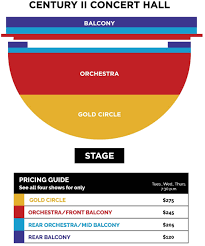 Wichita Theater Seating Chart Broadway In Wichita Join Today And Save On Broadway