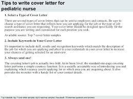 Pediatric Nurse Cover Letter Adorable April 48 Quickplumberus
