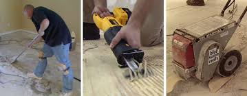 how to remove glue and adhesive from floors