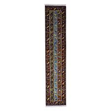 2 9 x13 shawl design kashkuli colorful pure wool hand knotted runner oriental rug sh40183