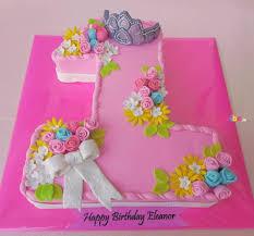 Order Beatiful First Birthday Cake For Baby Girl Online Birthday