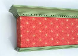 beautiful wood window valance box diy stylish wood window valance