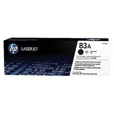 <b>Тонер</b>-картридж <b>HP 83A</b> (CF283A), черный, для лазерного ...