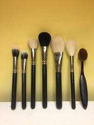 mac cosmetics brushes lot of 7 188 159 168