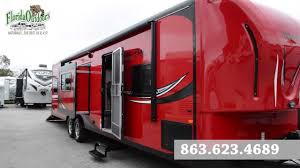 2016 forest river work play 30wrs toy hauler florida outdoors rv center