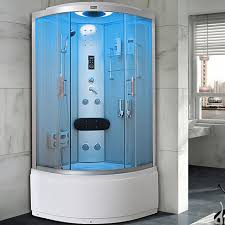 2018 new hydro shower enclosure no steam cubicle with jets bath cabin 903