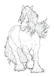 Horse Coloring Pages Hard Homelandsecuritynews