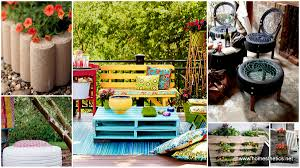 10 easy diy garden furniture projects meant to inspire you