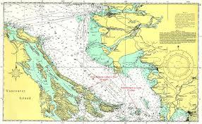 Ocean Charts Bc Maps Charts Point Roberts Marina Point Roberts Marina