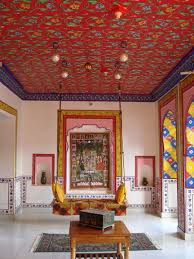 Old Bundi School Painting Inside Haveli Ever Since Staying At An Cool Interior Design School Dc Painting