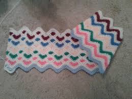 Ripple Afghan Pattern Cool Design Ideas