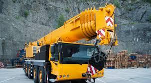 Nccco Mobile Crane Operator